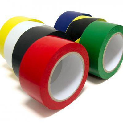 Imagem de Fita adesiva demarcacao solo   piso, blindex  varias cores - 48mmx30m