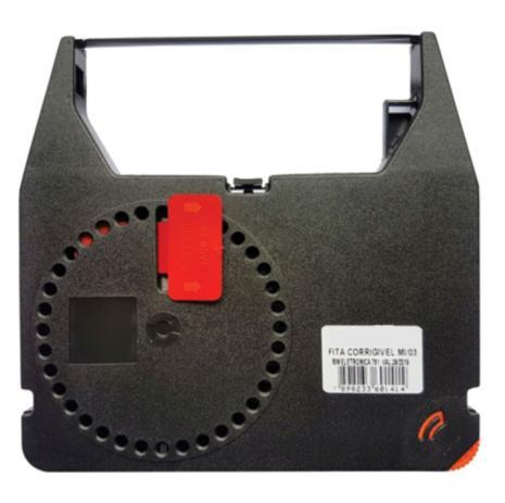 Imagem de Fita Corrigivel Para Maquina de Escrever IBM Polietileno TP-CV-456 Tex-Print