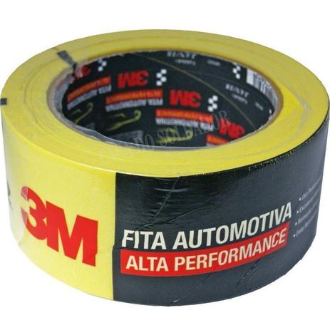 Imagem de Fita Crepe Automotiva De Alta Performance - 48mm X 50 Metros - 3M