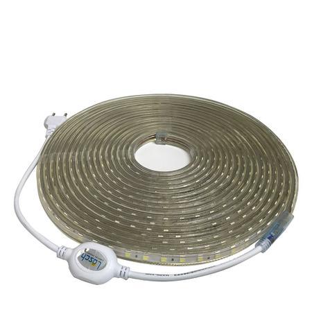 Menor preço em Fita de Led Plug and Play Kit com 10 mts. 14,4W/M 127V 6000K - Losch - 40626/10
