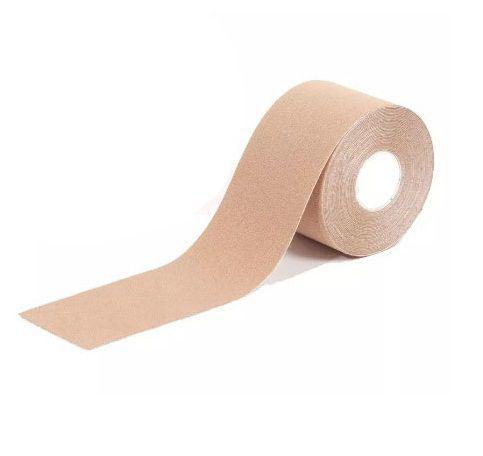 e2065bd93d Fita Kinesio Tape Bandagem 5m Por 5 Cm - Oem - Bandagem Adesiva ...