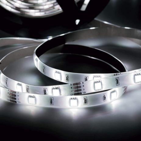 Menor preço em Fita LED 2,5W 30 LEDs/metro 40m 12V IP20 Taschibra Branco