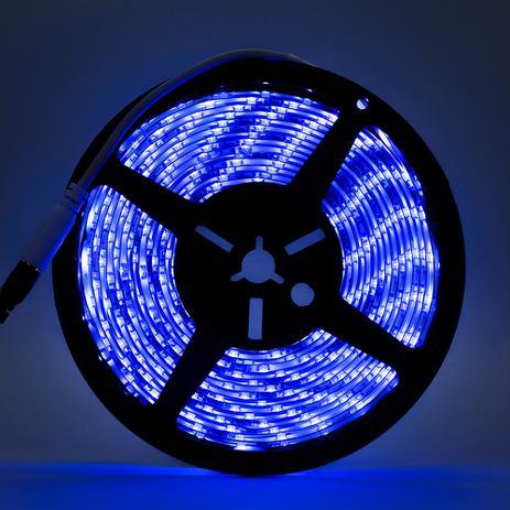 Menor preço em Fita LED à prova dágua - 60 LEDs/m - 5 metros sem fonte - Chip sce