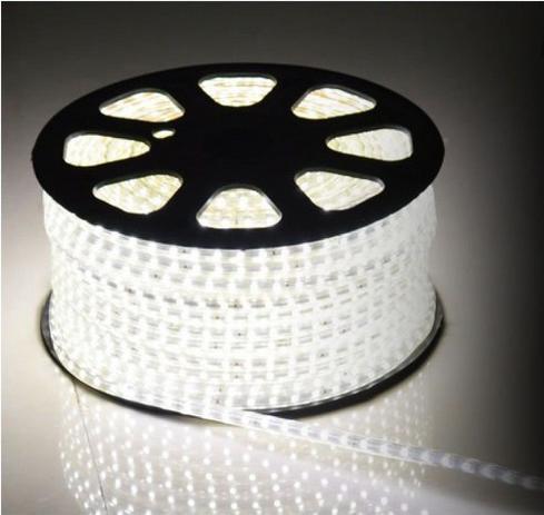 Imagem de Fita LED Branco Frio (5050) - 220v - IP68 (o metro)