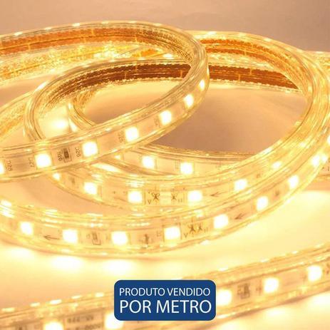 Imagem de Fita LED Luz Amarela IP-65 Eletrorastro
