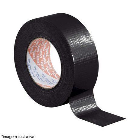 Imagem de Fita Silver Tape Preta 48 MM X 05 MT - Adelbras