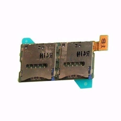 Imagem de Flex Leitor Chip Sim Card Sony Xperia T2 Ultra D5322 D5306