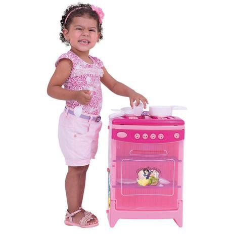 Imagem de Fogão Disney Princess Rosa Xalingo Brinquedos Rosa