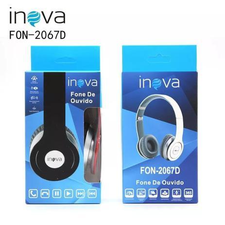 Imagem de Fone com fio INOVA FON-2067D