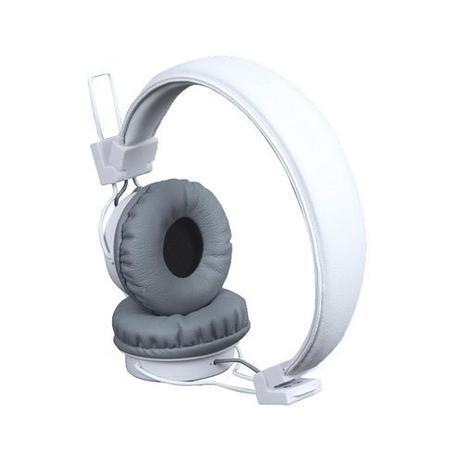 Imagem de Fone De Ouvido Bluetoooth Kimaster K3x Branco Headphone