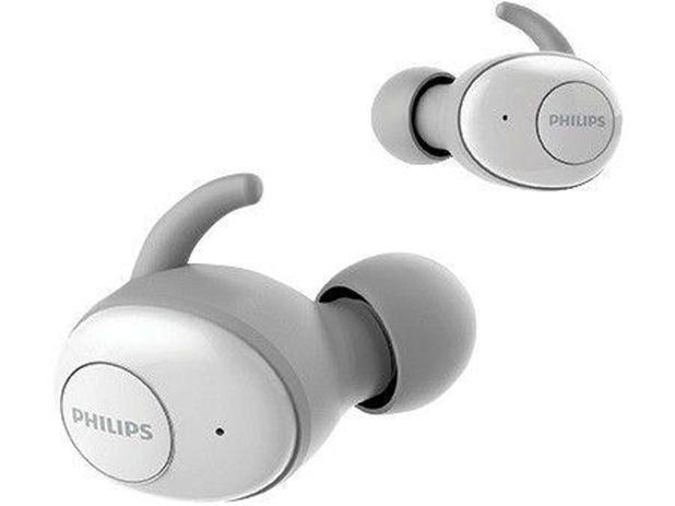 Imagem de Fone de Ouvido Bluetooth Philips TWS SHB2505WT/10 - Intra-auricular com Microfone Branco