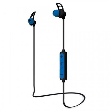 Imagem de Fone de Ouvido c/ Microfone Intra Auricular Wireless Harmony In-ear Earbuds - Azul - Iwill