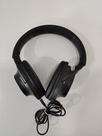 Imagem de Fone de ouvido com microfone headset preto