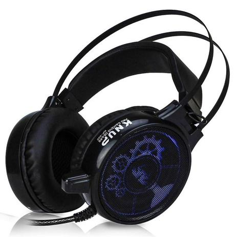 Imagem de Fone De Ouvido Headset Gamer 7.1 Usb P2 Ps4 Pc Xbox KP-402