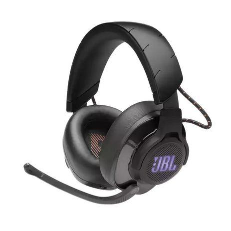 Imagem de Fone de Ouvido / Headset Gamer Sem Fio JBL Quantum 600 RGB c/ Microfone JBLQUANTUM600BLK