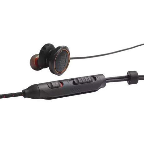 Imagem de Fone de Ouvido In-ear Gamer JBL Quantum 50 Preto c/ Microfone JBLQUANTUM50BLK