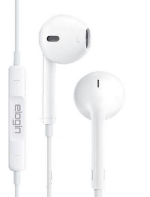 Imagem de Fone de ouvido in-ear training branco fa22 elogin