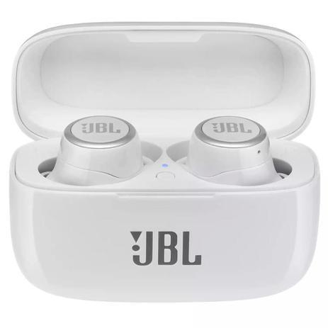 Imagem de Fone de Ouvido JBL Live 300TWS Bluetooth Intra-Auricular Microfone Controle por Voz - Branco