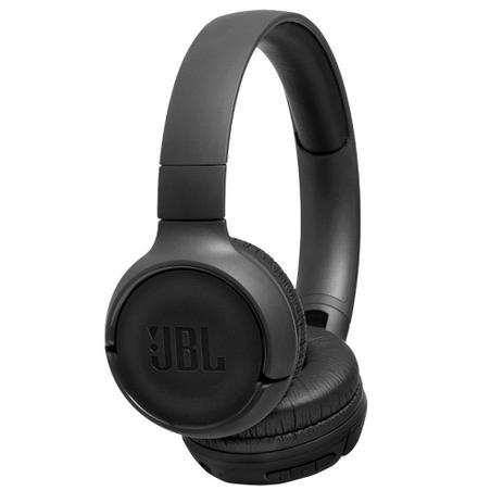 Imagem de Fone de Ouvido JBL T500BT Sem Fio Bluetooth