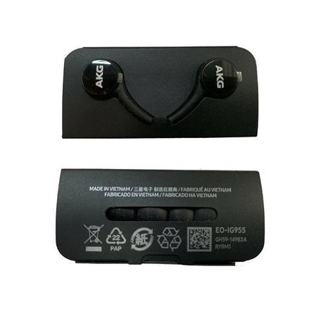 Imagem de Fone de ouvido Original Samsung Akg plug P2 S8 S9 S10 Note 8 Note 9 (Produto genuíno Samsung)