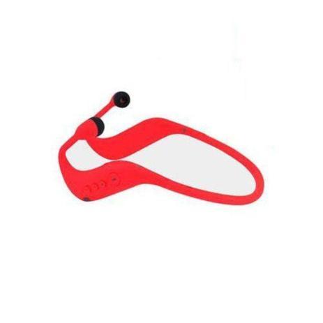 Imagem de Fone de Ouvido SD MP3 FM  LC-701 Boas Vermelho