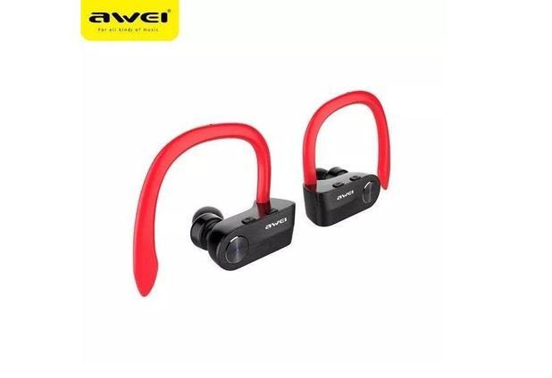 Imagem de Fone in-ear Awei Bluetooth Totalmente sem Fio T2 da AWEI