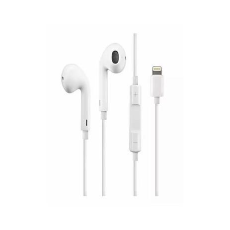 Imagem de Fone Ouvido Compativel Lightning iPhone 6 7 8 PLUS X XS
