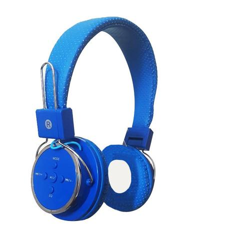 058477577 Fone Ouvido Headphone Sem Fio Bluetooth Cartão SD FM b-05 - Oem ...