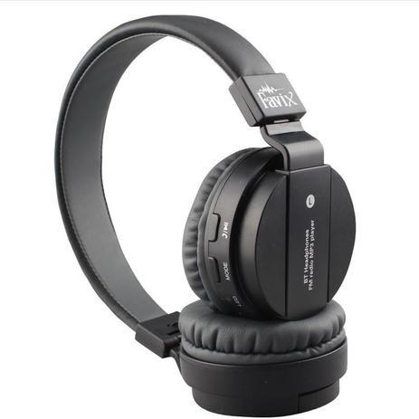 Imagem de Fone Ouvido Sem Fio Favix B08 Cores Bass Bluetooth Fm Card