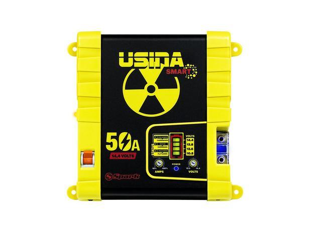 Imagem de Fonte Automotiva USINA 50A Smart 12V Battery Meter