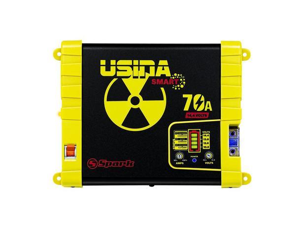 Imagem de Fonte Automotiva USINA 70A Smart 12V Battery Meter