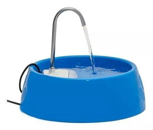 Imagem de Fonte Bebedouro E Purificador Aqua Mini Bivolt - Azul