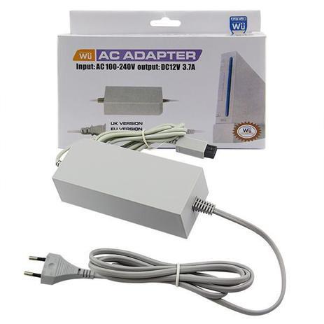 Imagem de Fonte De Energia Bivolt 100240v Compatível Com Nintendo Wii Ac Adaptador