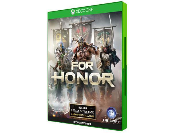Imagem de For Honor Limited Edition para Xbox One