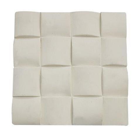 Imagem de Forma Almofada Borracha E Plástico Placa Gesso - Lindissímo