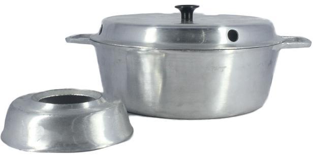 Imagem de Forma de Bolo Pudim Aluminio Fundido Polido N 26 2,9 Litros