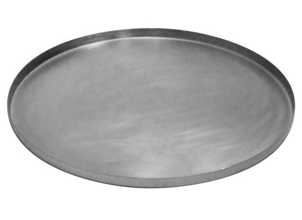 Imagem de Forma de Pizza 35 cm Alumínio Vigor - VIG 104