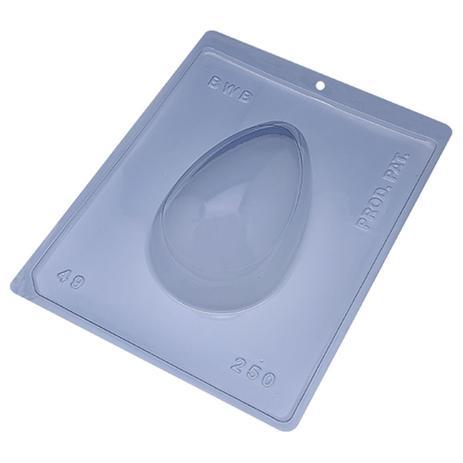 Imagem de Forma PVC Silicone Ovo Liso 250g Ref.49 - BWB