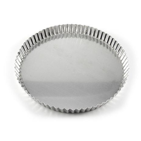 Imagem de Forma Torta Crespa Fundo Fixo 28cm - Roldan