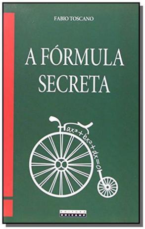 Imagem de Formula secreta, a - Unicamp