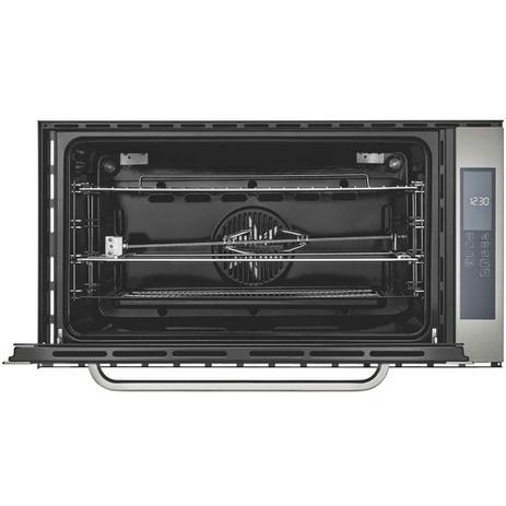 Forno Elétrico de Embutir Brastemp Gourmand Inox 90 Cm 220V ...