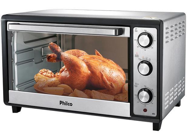 Imagem de Forno Elétrico Philco Grill 60L