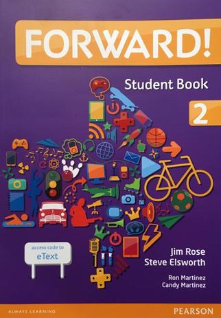 Forward! Level 2 Student Book + Workbook + Multi-Rom + My English Lab +  Free Access To Etext