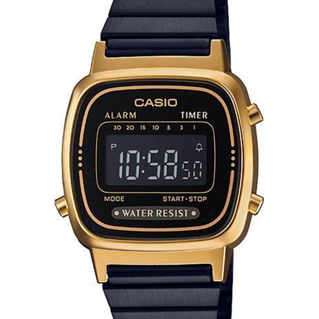 b493592af90 Foto 1 - Relógio CASIO Vintage LA670WEGB-1BDF Relógio CASIO Vintage  LA670WEGB-1BDF