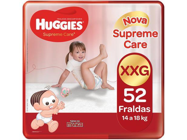 Imagem de Fralda Huggies Turma da Mônica Supreme Care