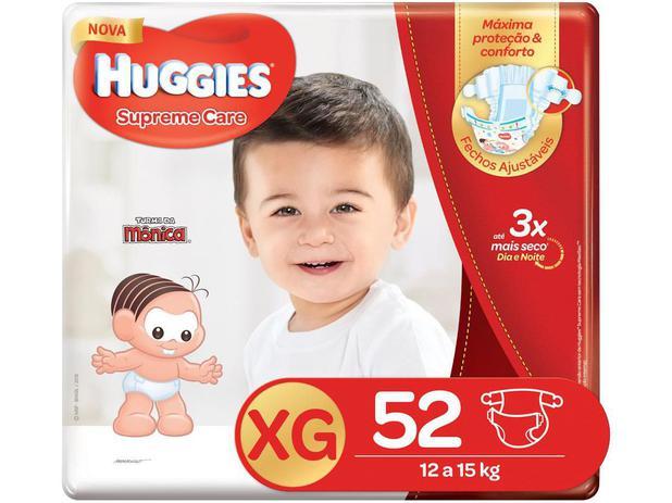 Imagem de Fraldas Huggies Supreme Care Tam XG 12 a 15kg