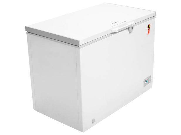 Freezer Horizontal 1 Porta Midea - 295L RCFA32