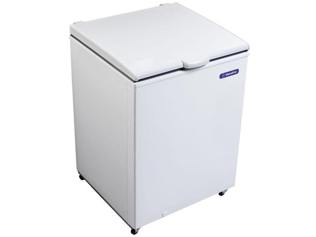 Freezer Horizontal 1 Tampa Metalfrio 166L - Chest Freezer DA170B2001 - 220V