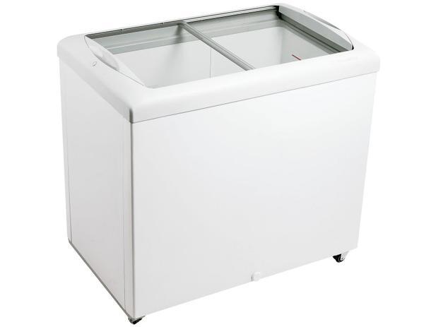 Freezer Horizontal 2 Portas Metalfrio - 232L HF30SB2001 - 220V