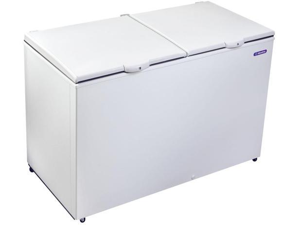 Freezer Horizontal 2 Portas Metalfrio - 419L DA420 1 - 110V